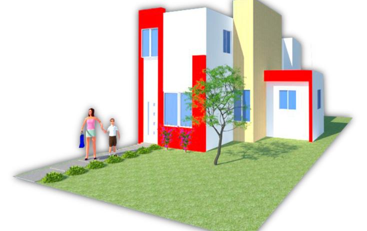 Foto de casa en venta en  , villas de oriente, m?rida, yucat?n, 1103235 No. 01
