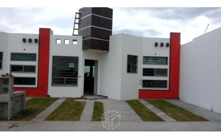 Foto de casa en venta en  , villas de pachuca, pachuca de soto, hidalgo, 1567575 No. 01