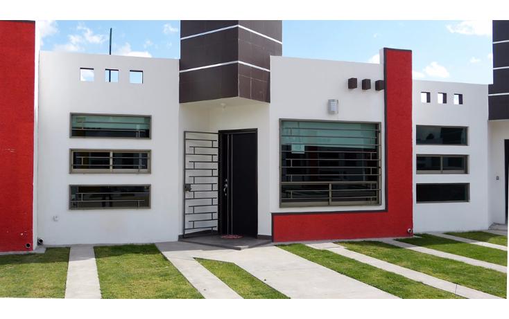 Foto de casa en venta en  , villas de pachuca, pachuca de soto, hidalgo, 1570100 No. 01