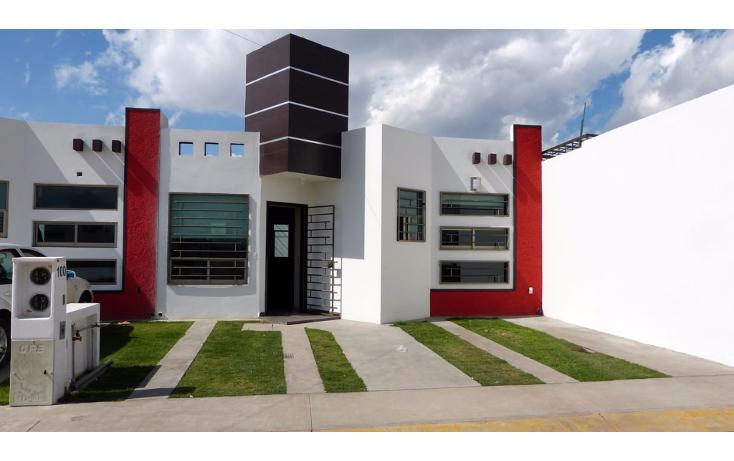 Foto de casa en venta en  , villas de pachuca, pachuca de soto, hidalgo, 1732734 No. 01