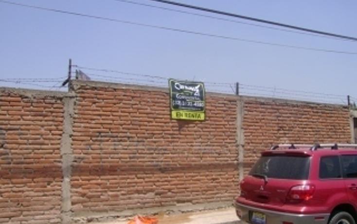 Foto de terreno habitacional en renta en  , villas de san agustin, tlajomulco de zúñiga, jalisco, 1856216 No. 01