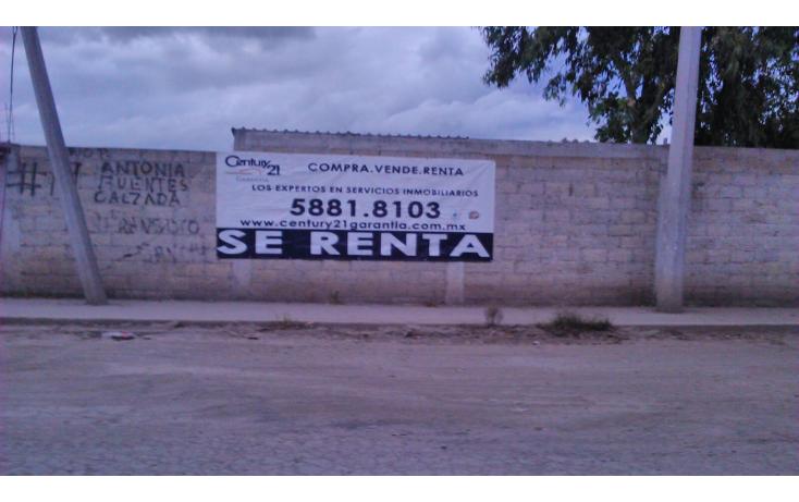 Foto de terreno habitacional en renta en  , villas de san francisco chilpan, tultitl?n, m?xico, 1442179 No. 02
