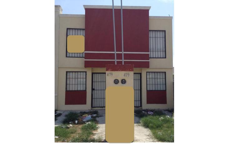 Foto de casa en venta en  , villas de san jose, juárez, nuevo león, 1400871 No. 01