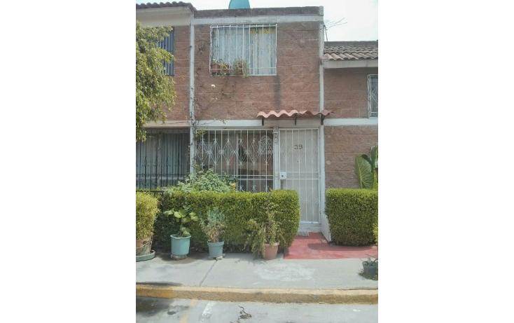 Foto de casa en venta en  , villas de san josé, tultitlán, méxico, 1280591 No. 01