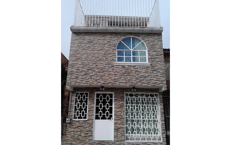 Foto de casa en venta en  , villas de san josé, tultitlán, méxico, 1738088 No. 01
