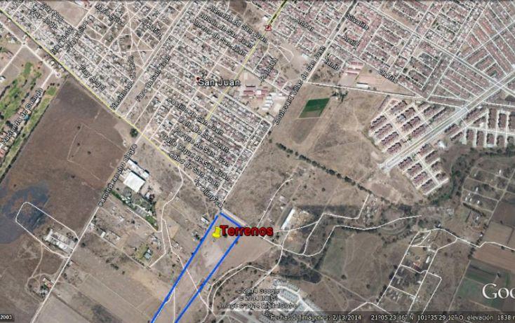 Foto de terreno comercial en venta en, villas de san juan, león, guanajuato, 1069245 no 01
