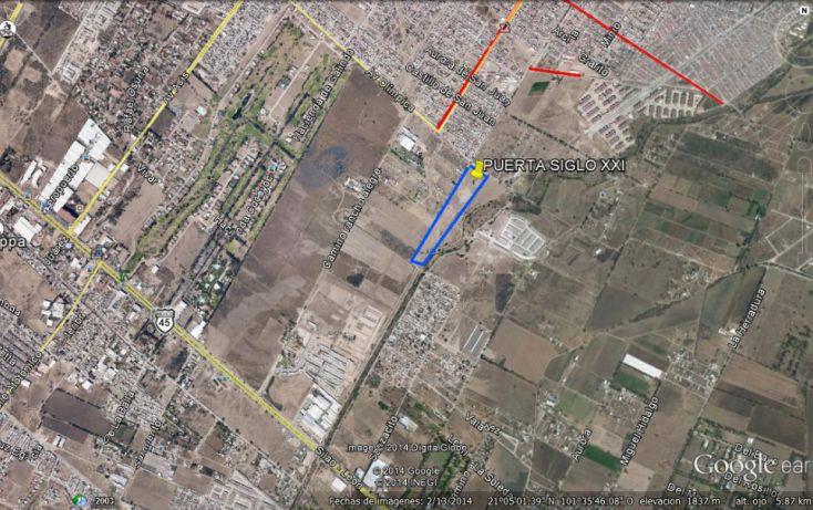 Foto de terreno comercial en venta en, villas de san juan, león, guanajuato, 1069245 no 02
