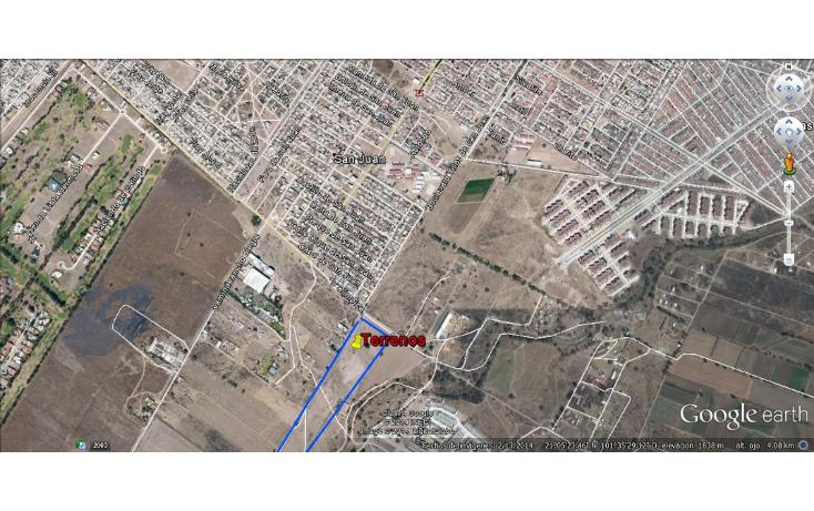 Foto de terreno comercial en venta en  , villas de san juan, le?n, guanajuato, 1069245 No. 03
