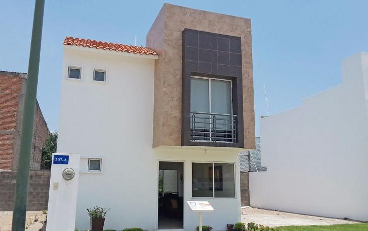 Foto de casa en venta en  , villas de san lorenzo, soledad de graciano sánchez, san luis potosí, 1828842 No. 02