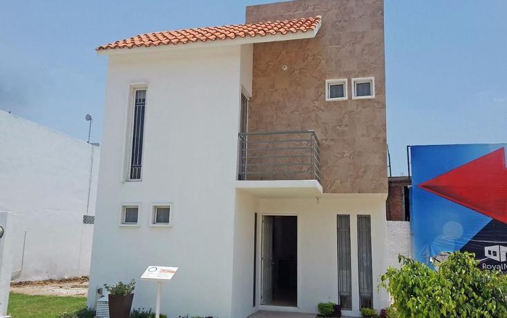 Foto de casa en venta en  , villas de san lorenzo, soledad de graciano sánchez, san luis potosí, 1828982 No. 01