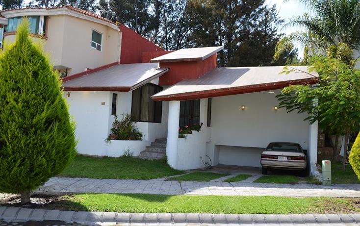 Foto de casa en renta en  , villas de san nicolás, aguascalientes, aguascalientes, 2003578 No. 01