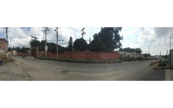 Foto de terreno habitacional en venta en  , villas de tesistán, zapopan, jalisco, 2034124 No. 01