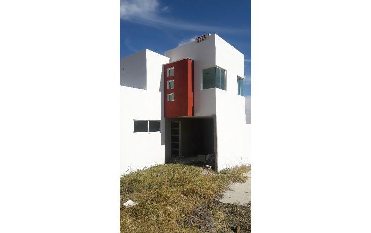 Foto de casa en venta en  , villas de tetla, tetla de la solidaridad, tlaxcala, 1667506 No. 01