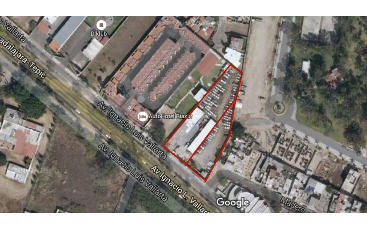 Foto de terreno comercial en venta en  , villas de vallarta, zapopan, jalisco, 1579188 No. 01