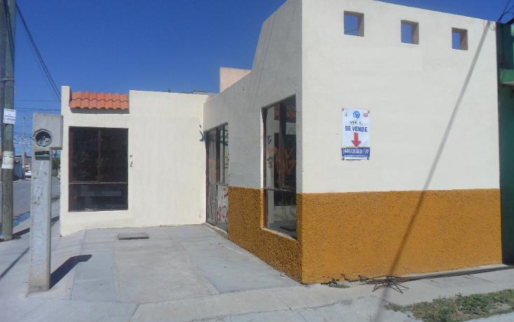 Foto de casa en venta en  , villas del ajusco, san luis potosí, san luis potosí, 1980080 No. 01