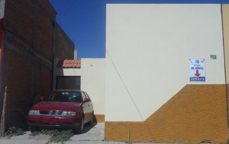 Foto de casa en venta en  , villas del ajusco, san luis potos?, san luis potos?, 1980088 No. 01