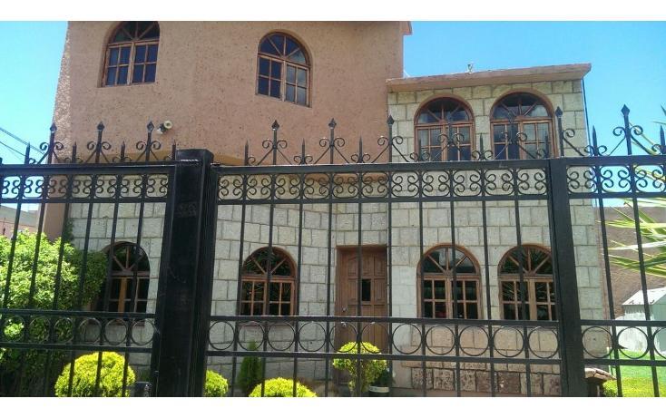 Foto de casa en venta en  , villas del ?lamo, mineral de la reforma, hidalgo, 2044397 No. 01