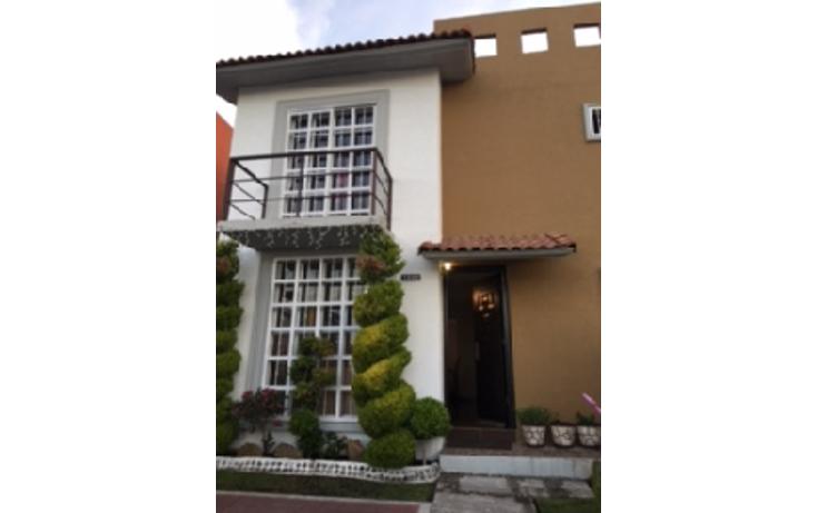 Foto de casa en venta en  , villas del campo, calimaya, méxico, 1563626 No. 01