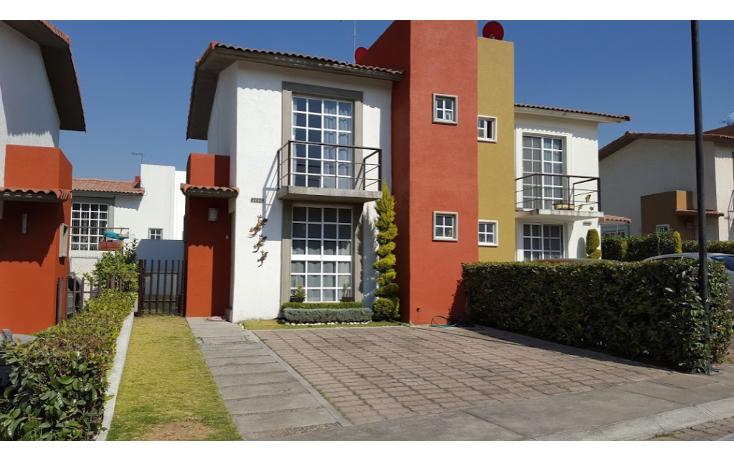 Foto de casa en venta en  , villas del campo, calimaya, m?xico, 1861908 No. 01
