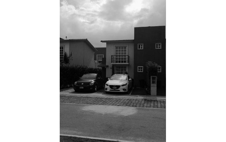 Foto de casa en venta en  , villas del campo, calimaya, méxico, 1917004 No. 01