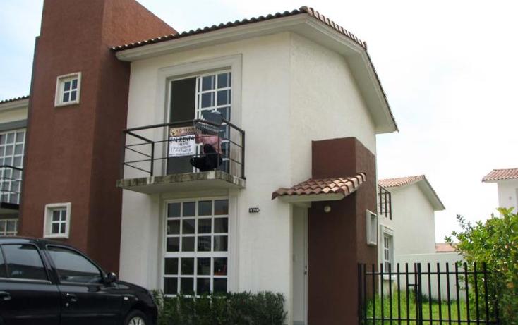 Foto de casa en renta en  , villas del campo, calimaya, m?xico, 1936016 No. 01