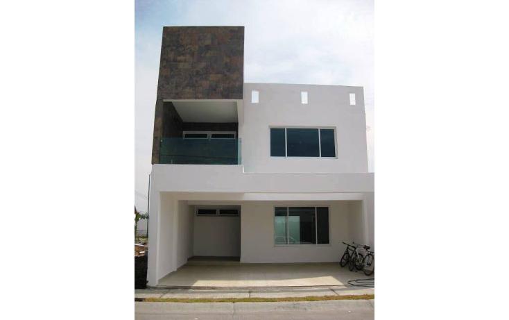 Foto de casa en venta en  , villas del carmen, le?n, guanajuato, 1450965 No. 01