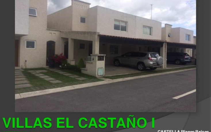 Foto de casa en venta en villas del castaño i 1, el castaño, metepec, méxico, 2781364 No. 01