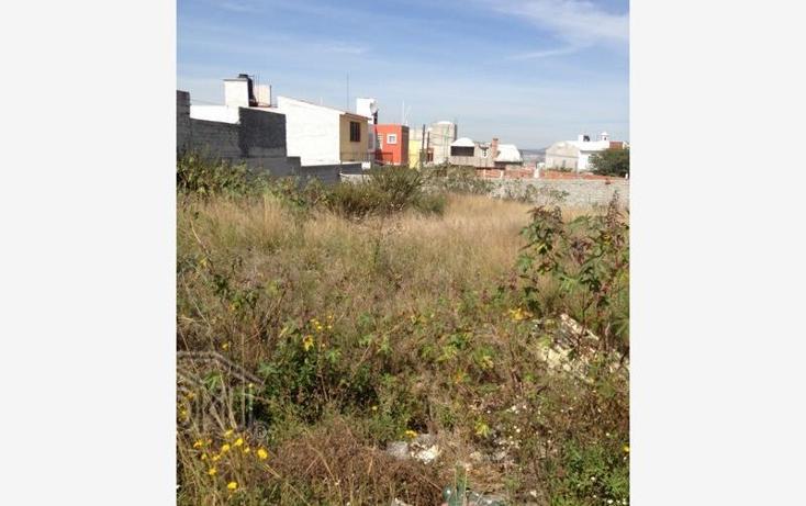 Foto de terreno habitacional en venta en  , villas del cimatario, querétaro, querétaro, 1493139 No. 01