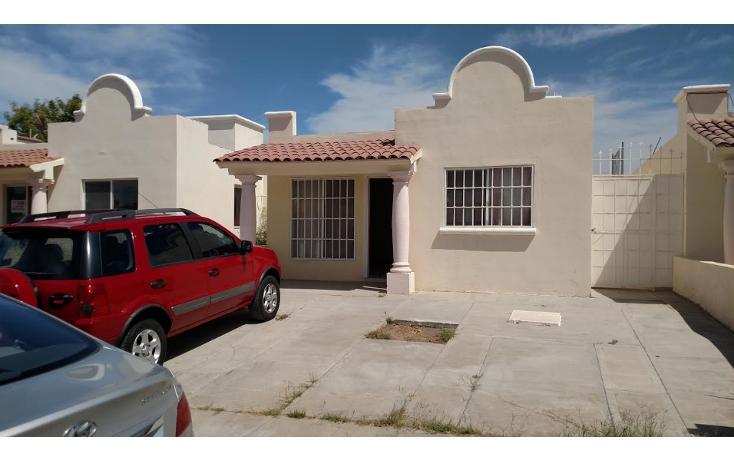 Foto de casa en venta en  , villas del cortes, la paz, baja california sur, 1734300 No. 01