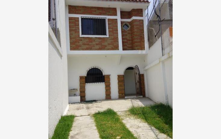 Foto de casa en venta en  , villas del descanso, jiutepec, morelos, 1947316 No. 01