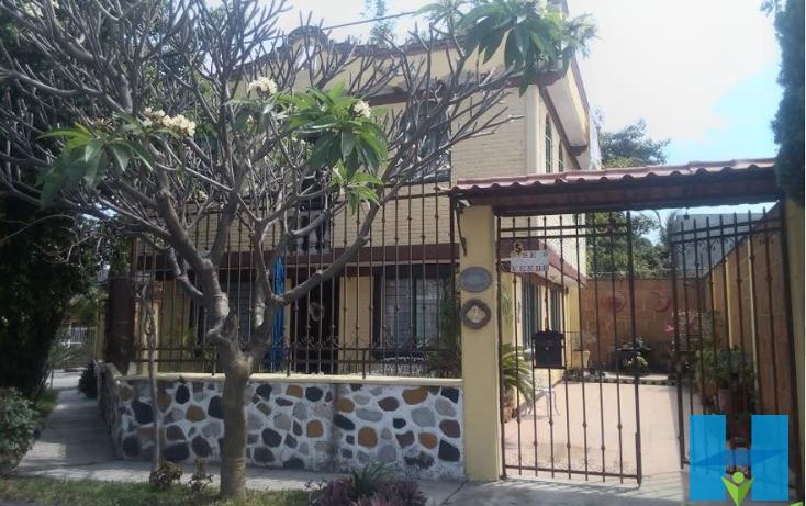 Foto de casa en venta en  , villas del descanso, jiutepec, morelos, 2018040 No. 01