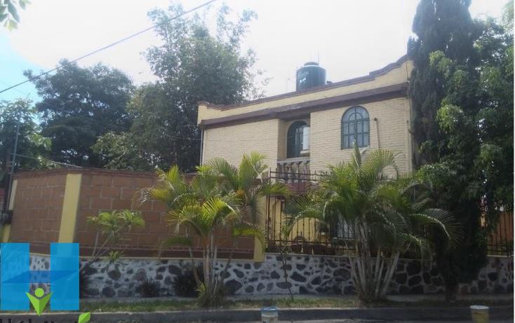 Foto de casa en venta en  , villas del descanso, jiutepec, morelos, 2018040 No. 02