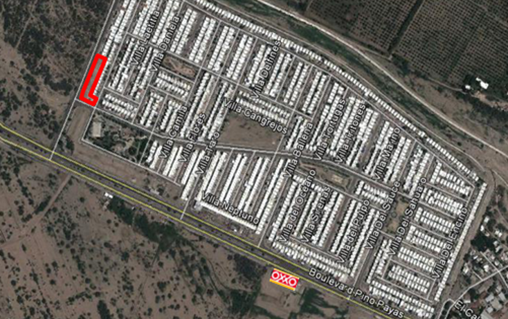 Foto de terreno comercial en venta en  , villas del encanto, la paz, baja california sur, 1235627 No. 01