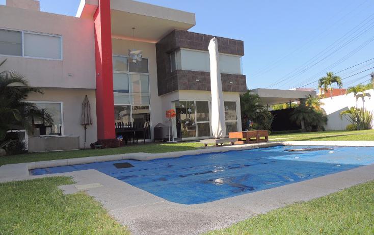 Foto de casa en venta en  , villas del lago, cuernavaca, morelos, 1389585 No. 01