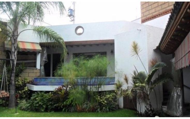Foto de casa en venta en  , villas del lago, cuernavaca, morelos, 1546005 No. 01