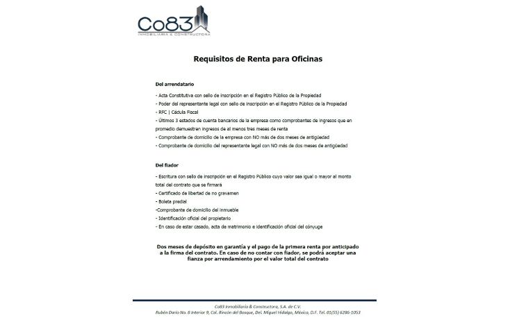 Foto de oficina en renta en  , villas del lago, cuernavaca, morelos, 510852 No. 17