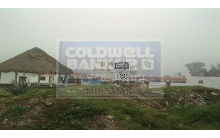 Foto de terreno comercial en venta en  , villas del mar, ciudad madero, tamaulipas, 1836810 No. 01