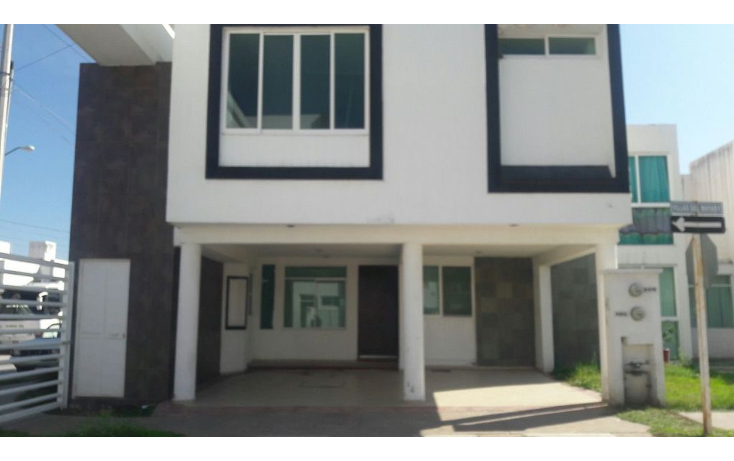 Foto de casa en venta en  , villas del mayab, león, guanajuato, 1167285 No. 01