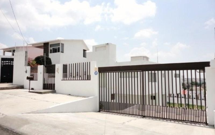 Foto de casa en venta en villas del meson 0, san angel, quer?taro, quer?taro, 1989010 No. 01