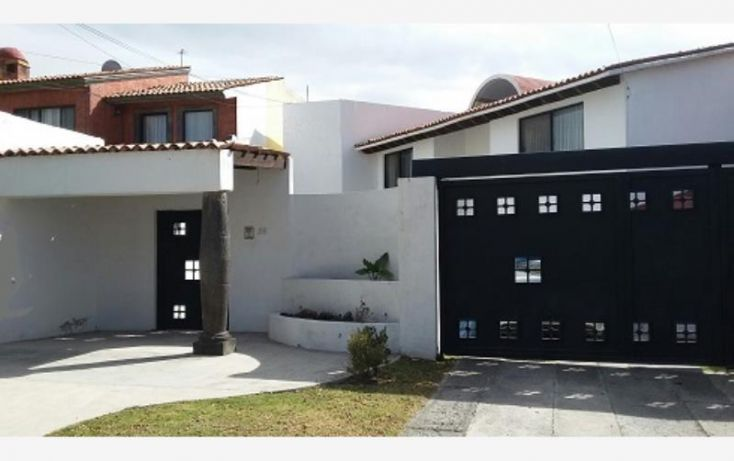 Foto de casa en renta en villas del mesón, acequia blanca, querétaro, querétaro, 1582230 no 02
