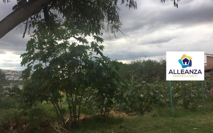 Foto de terreno habitacional en venta en  , villas del mesón, querétaro, querétaro, 1056811 No. 04