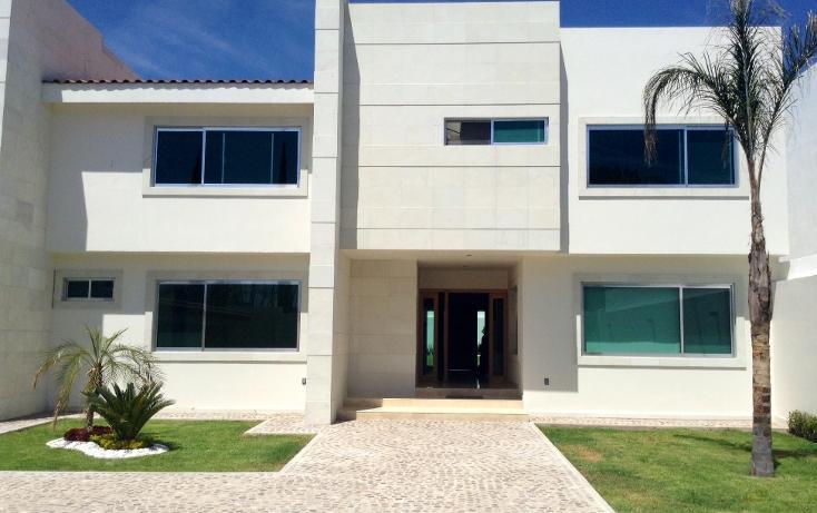 Foto de casa en renta en  , villas del mesón, querétaro, querétaro, 1112719 No. 01