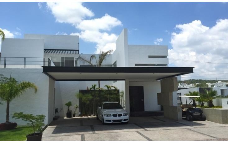 Foto de casa en venta en  , villas del mesón, querétaro, querétaro, 1113595 No. 01