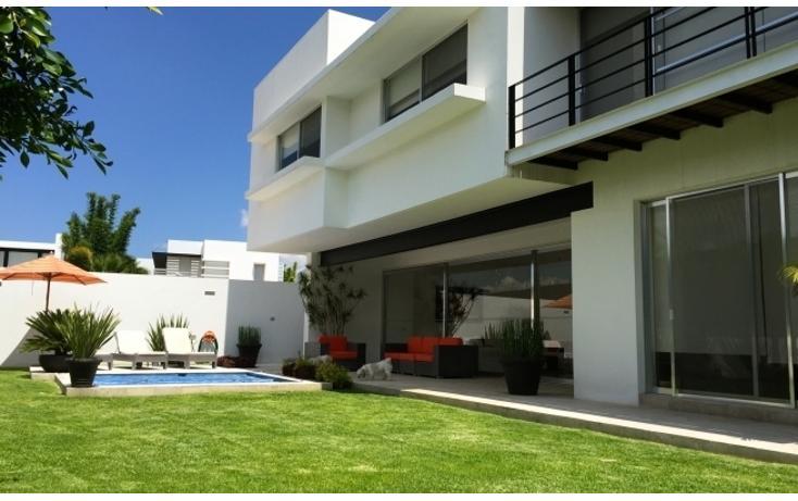 Foto de casa en venta en  , villas del mesón, querétaro, querétaro, 1113595 No. 02