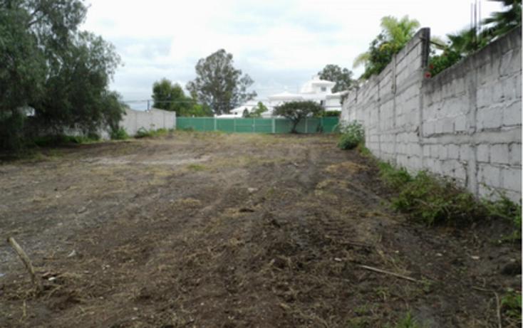 Foto de terreno habitacional en venta en  , villas del mesón, querétaro, querétaro, 1124247 No. 04