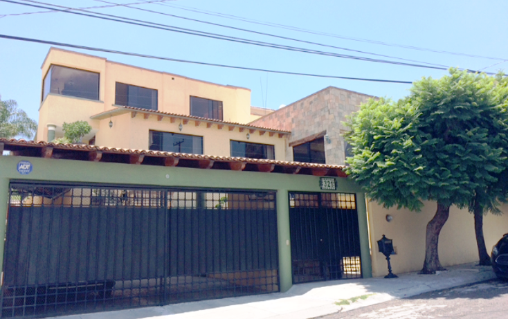 Foto de casa en venta en  , villas del mesón, querétaro, querétaro, 1125393 No. 01