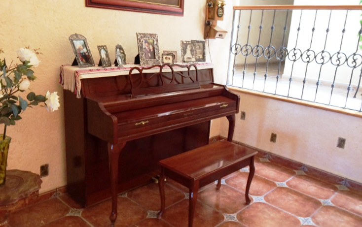 Foto de casa en venta en  , villas del mesón, querétaro, querétaro, 1125393 No. 21