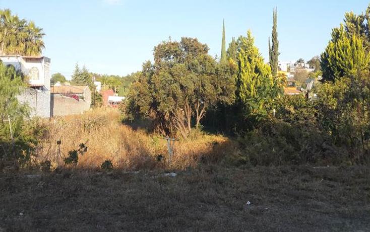 Foto de terreno habitacional en venta en  , villas del mesón, querétaro, querétaro, 1139255 No. 02