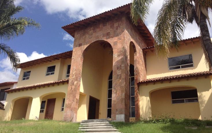 Foto de casa en venta en  , villas del mesón, querétaro, querétaro, 1164509 No. 01