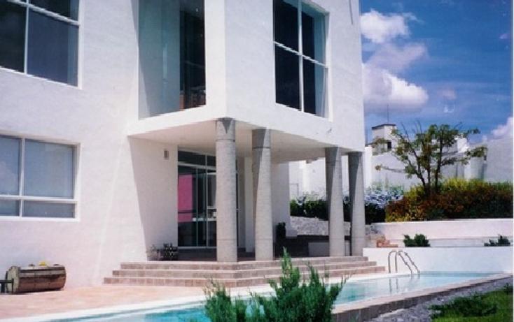 Foto de casa en venta en  , villas del mesón, querétaro, querétaro, 1170505 No. 02